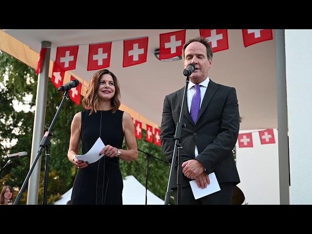 National Day of Switzerland