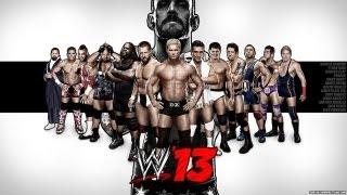 WWE13 - Toones VS ExVSK [HD]