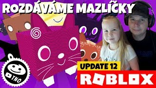 PET-WE are GIVING AWAY Triple the Eggs! 🐾 Pet Simulator! | Roblox | Daddy and Yohana CZ/SK