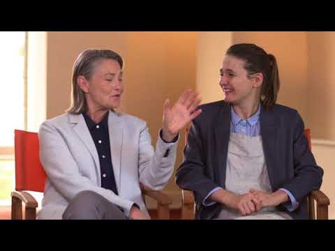 The Party DVD Extras  Emily Mortimer & Cherry Jones