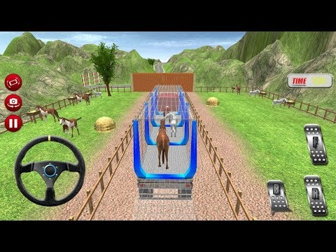 Zoo Animal Transport Heavy Duty Truck Driving (by Inspire Gamers) Android Gameplay [HD]