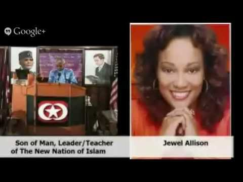 The Son of Man speaks to Cosby accuser Jewel Allison: March 11, 2015