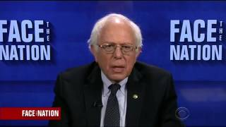 Bernie Sanders: Trump Is Wrong on Russia