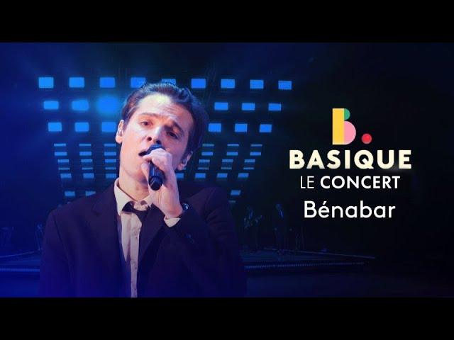 Bénabar Basique, le concert 2021