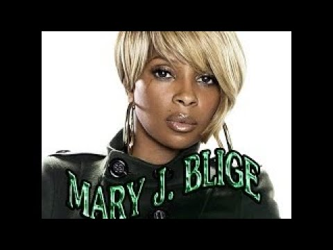 MARY J. BLIGE HITS MIX ~ Without You, Everything, 911, What's the 411, Be Happy, Family Af