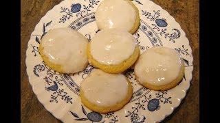 Lemon Cookies By Diane Love To Bake