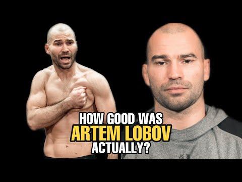 How GOOD was Artem Lobov Actually?