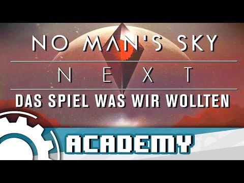 No Man's Sky NEXT ist was wir immer wollten!!