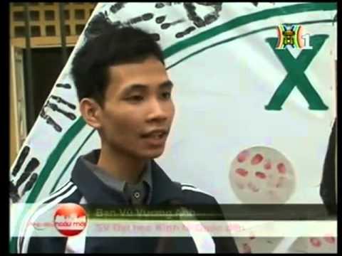 [HTV1] - CLB Sinh viên Tuyên truyền PC TNXH HIV/AIDS