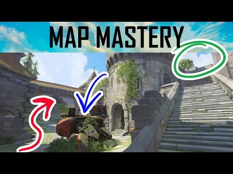 Overwatch Eichenwalde Guide | Map Mastery Series