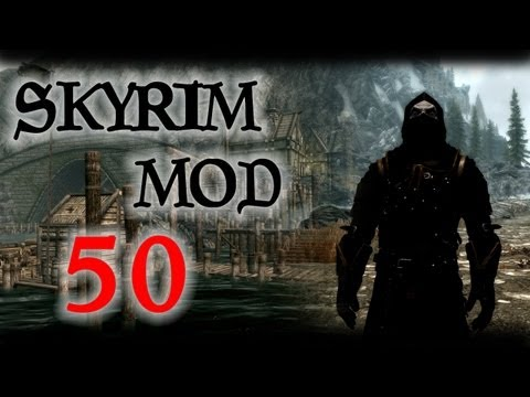 Skyrim Mod #50 - Customizable Camera,  Better Fast Travel, Staves of Skyrim, Armor Of Intrigue