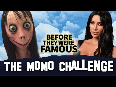 The Momo Challenge  Before They Were Famous  Demonitized  100%