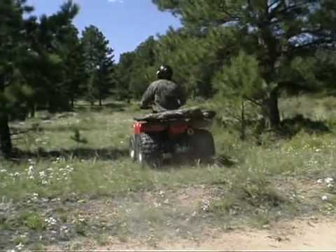 Hunting With An ATV:  What NOT To Do