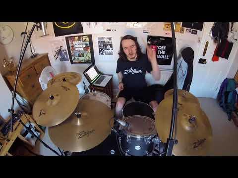APMD - Death Dealer (Drum Cover)