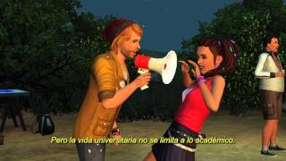 Los Sims 3 - Movida en la Facultad - Guía del productor. HD thumbnail