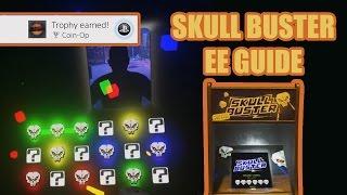 SKULL BUSTER EASTER EGG GUIDE - Shaolin Shuffle