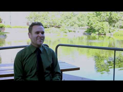 Alumni Spotlight: Ryan Roberts, U.S. Fish And Wildlife Service