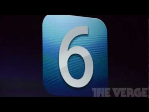 iOS 6 Features - Full List of Features
