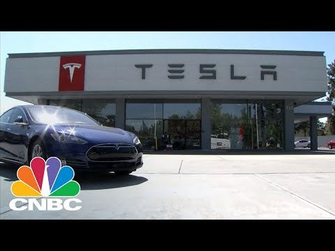 Tesla Appears To Be Preparing A Streaming Music Service Called 'TTunes' | CNBC