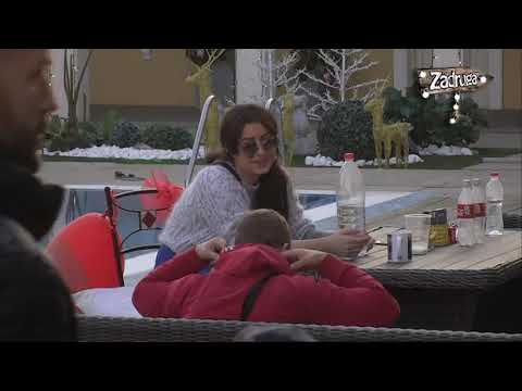 Zadruga 2 - Rebeka i Petrući pričaju o svom odnosu - 19.02.2019.