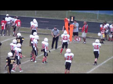 Carroll middle vs Martin middle