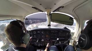 My Flight Lesson in Piper Warrior II N8119H (2/19/13)