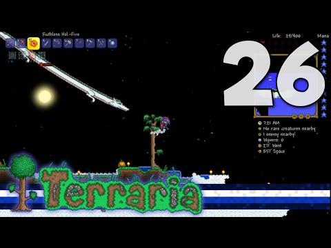 Terraria 1.3 - Cobalt Drill! (Ep.26)