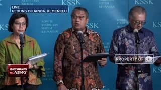 KSSK: Sistem Keuangan RI Dalam Kondisi Normal