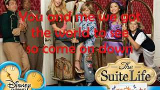 The Suite Life Of Zack And Cody Theme Song