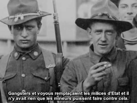 Paying in blood the Ludlow Massacre (VOSTFR) Le massacre de Ludlow (1914)