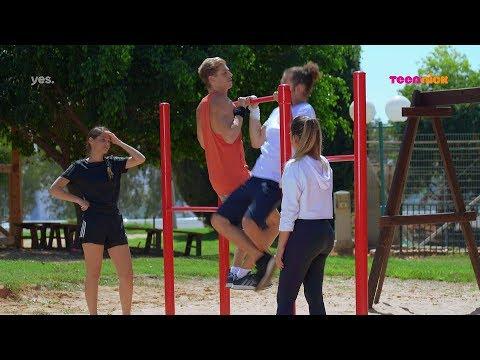 כדברא 3: תחרות מתח | הרגעים הגדולים - פרק 13 | טין ניק
