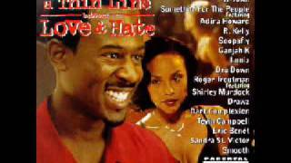 A Thin Line Between Love and Hate - H-town featuring Roger