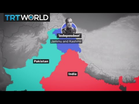 Kashmir conflict 70 years on