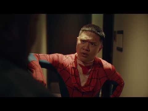 Black Panther Meets Spiderman