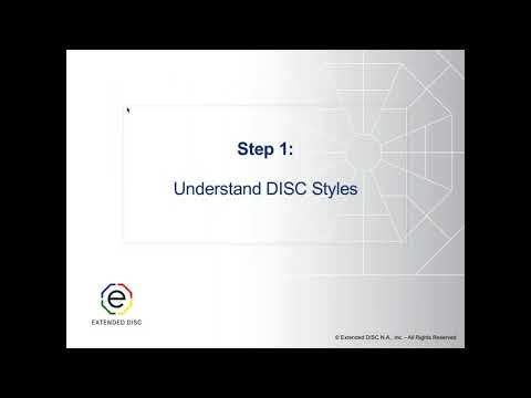 4 Steps to Effectively Using Extended DISC®