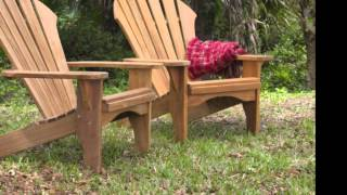 Atlantic Patio - Douglas Nance Atlantic Adirondack Chair
