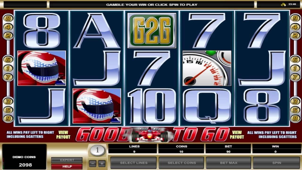Good Slot Machines To Play