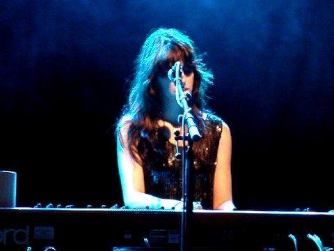 Brooke Fraser Arithmetic Live London