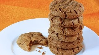 Amazing Award Winning Ginger Spiced Cookies Recipe - Gluten Free