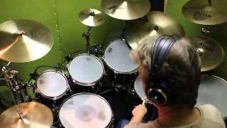 Toto Burn Drumcover