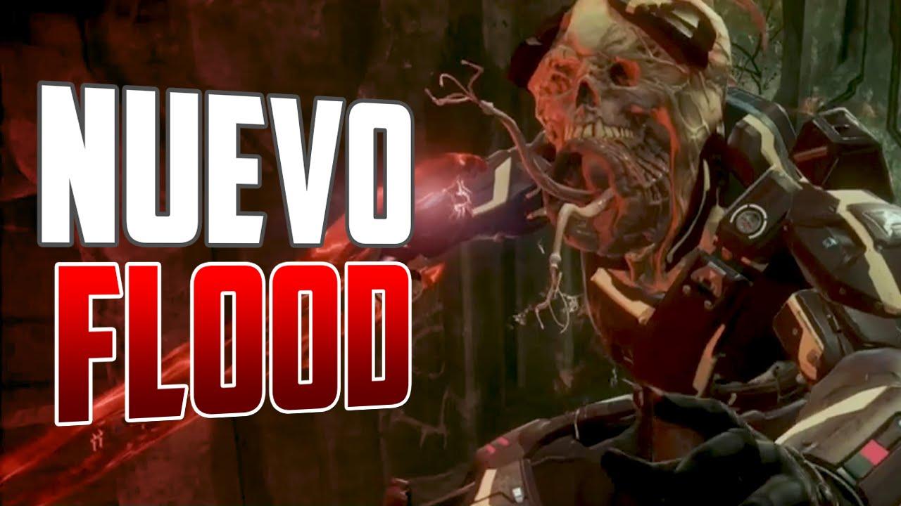 Halo 2: Anniversary | ¡Nueva armadura Flood! - YouTube