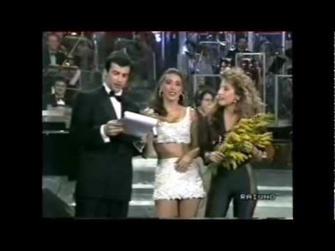 Sabrina Salerno & Jo Squillo__Siamo Donne (Live in Sanremo 1991)