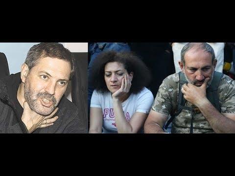 Михаил Леонтьев: Армяне вы идиоты! Идите и топитесь, вы никому не нужны!