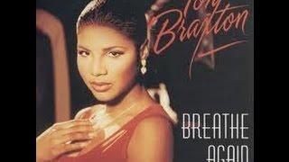 "Toni braxton - ""breathe again"" piano solo with instrumental. instrumental version by karaokeonvevo. enjoy! =)instrumental link: https://www./wat..."
