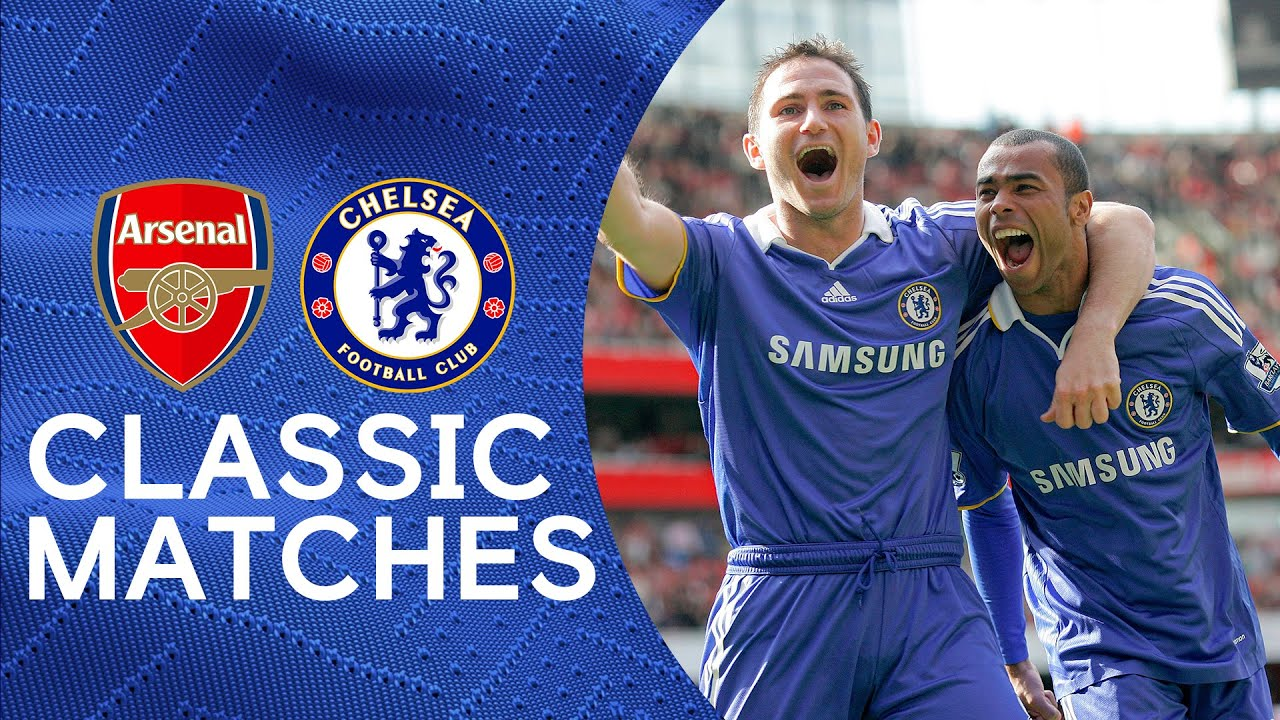 Arsenal 1-4 Chelsea | The Blues Secure Top 3 Finish With Emphatic Win | Classic Highlights
