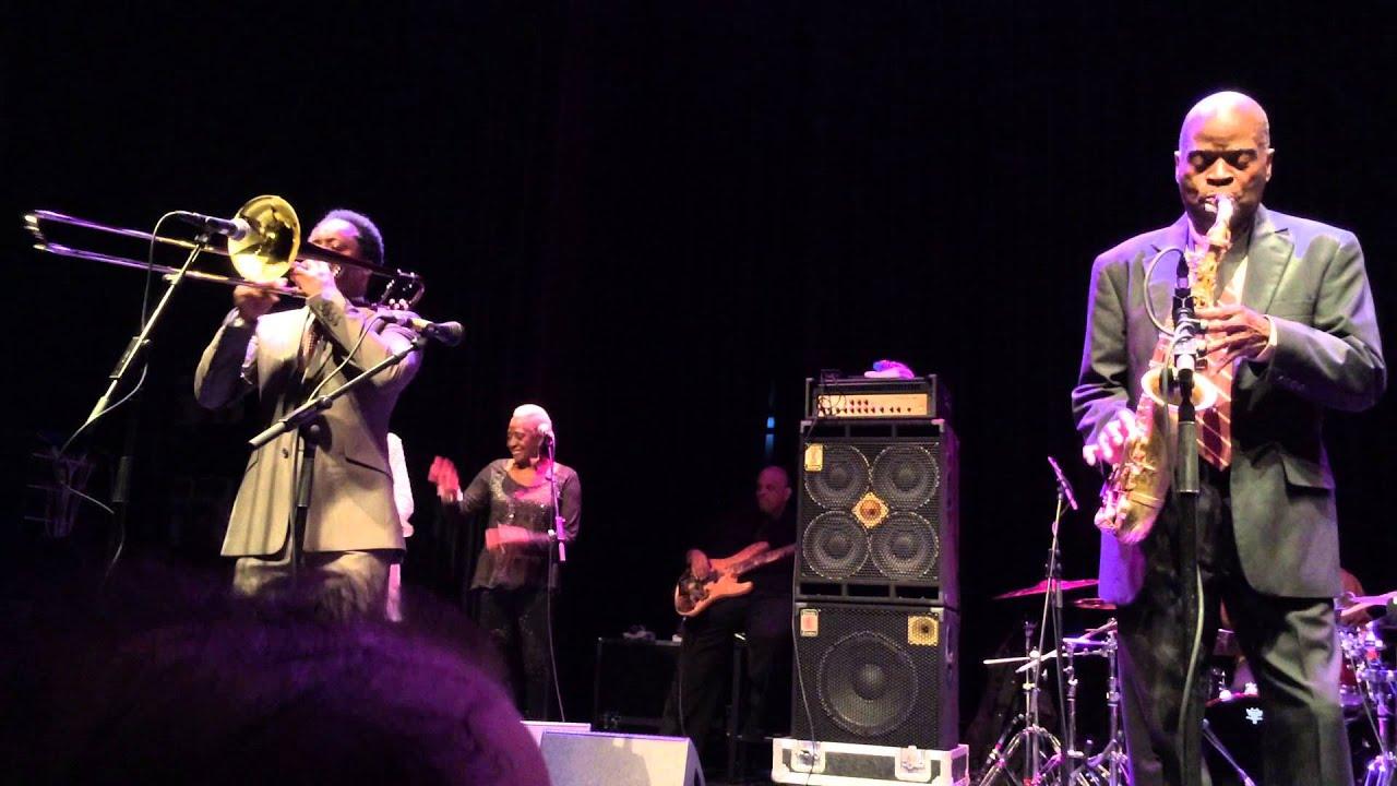 Maceo Parker - Make It Funky (Scala, Ludwigsburg, 15.11.2014)