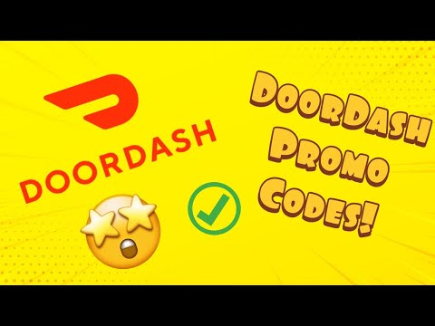 Top 3 Ways To Get *Free* DoorDash Promo Codes In 2020!! 100% Working!
