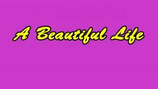 A Beautiful Life - Jim Reeves - karaoke by Allan Saunders