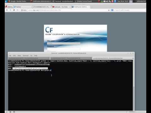 Adobe ColdFusion all versions LFD exploit
