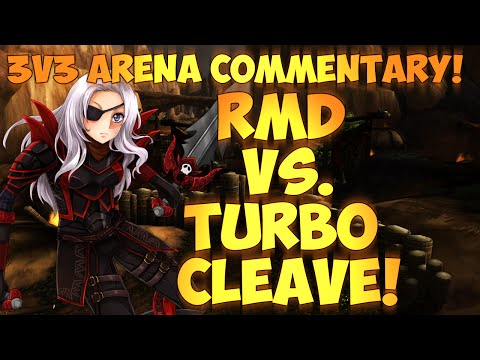 how to play turbo cleave legion